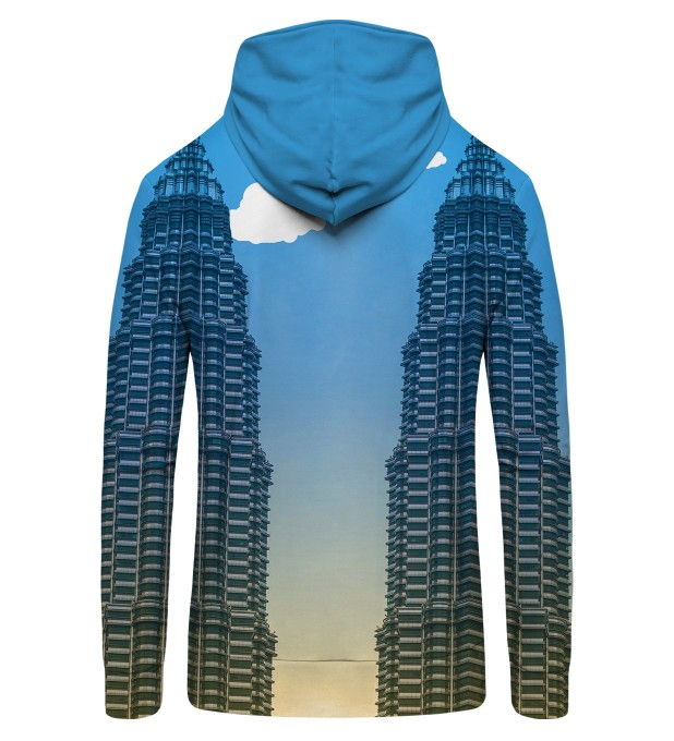 Towers Zip Up Hoodie Thumbnail 2