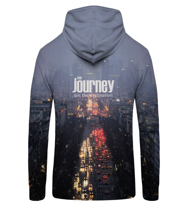 the journey Zip Up Hoodie Thumbnail 2