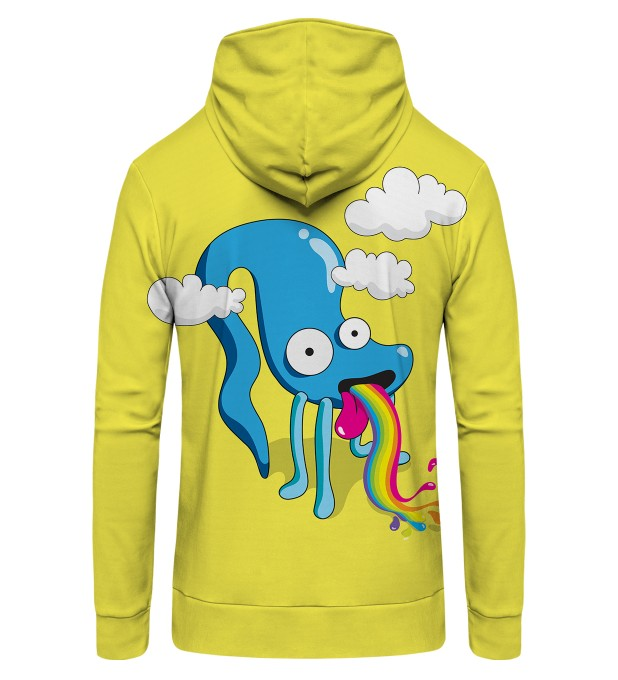 Rainbow Monster Zip Up Hoodie Thumbnail 2