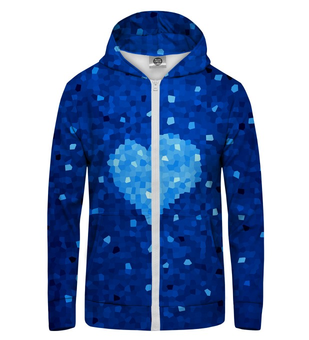 Glass Heart Zip Up Hoodie аватар 1