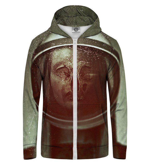 Dead Space Zip Up Hoodie Thumbnail 1