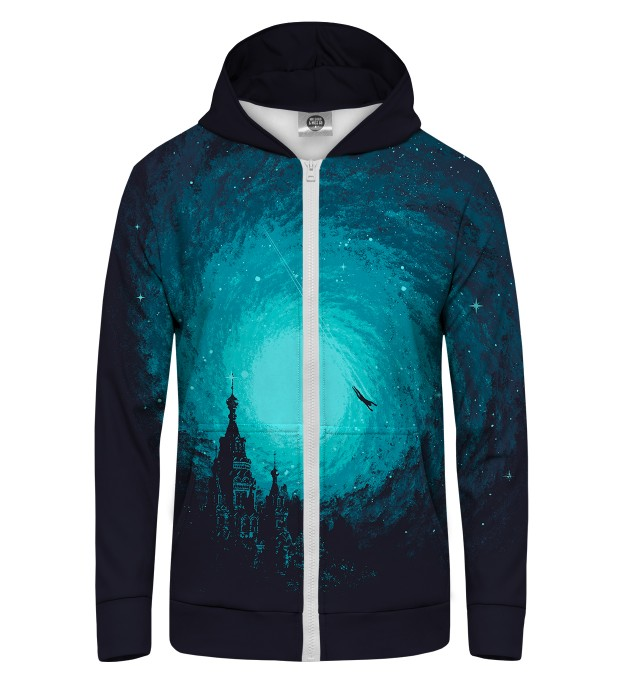 Flying Man Zip Up Hoodie аватар 1