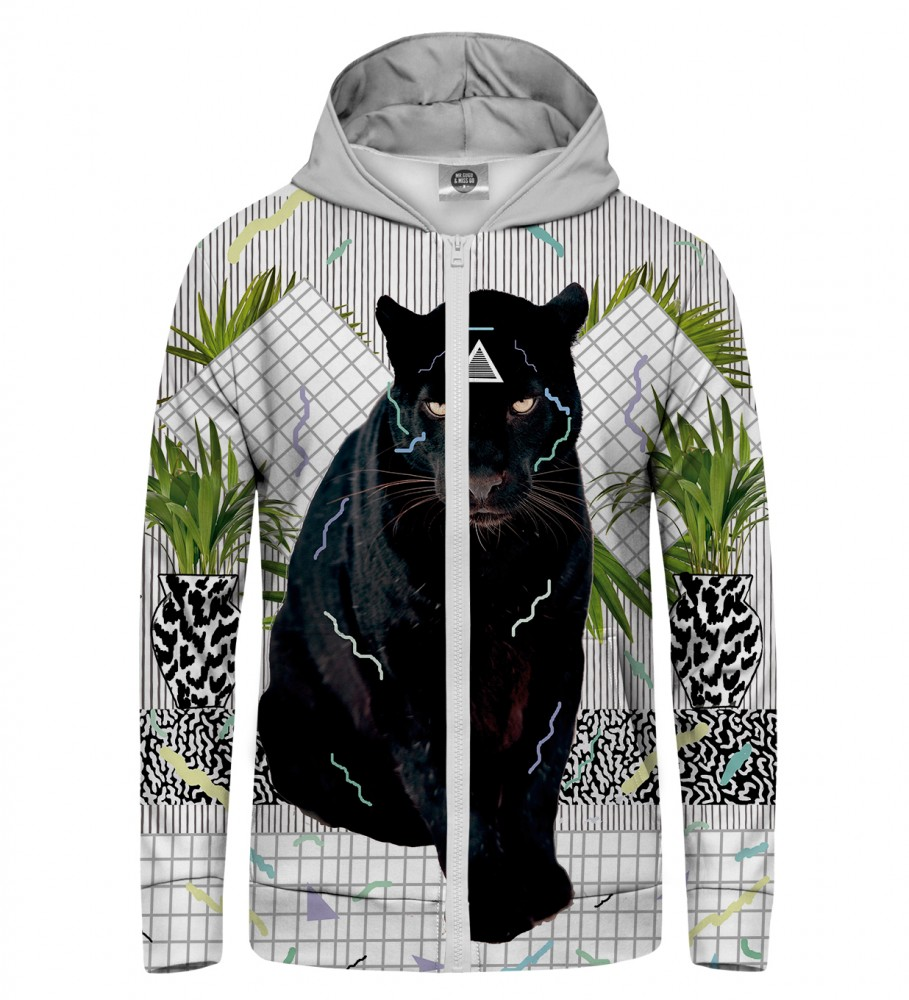 on sale a5195 1782a Black Panther Zip Up Hoodie | Mr. Gugu & Miss Go
