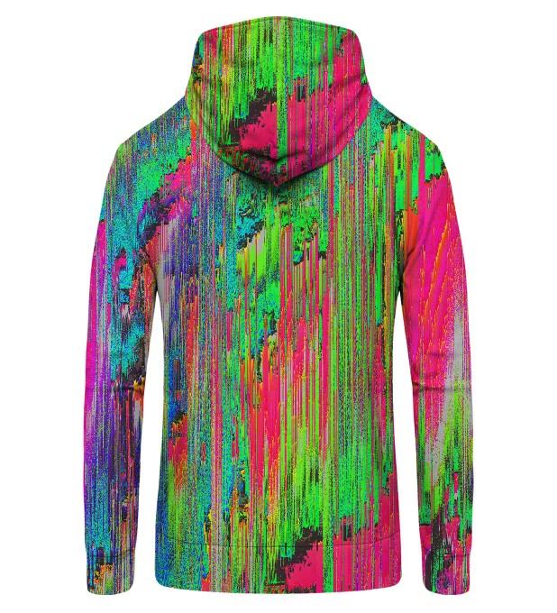 Drying Paint Zip Up Hoodie аватар 2