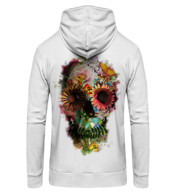Flower Garden Zip Up Hoodie Thumbnail 2