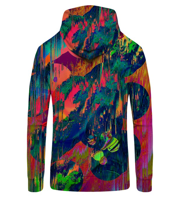 Wet Paint Zip Up Hoodie Thumbnail 2