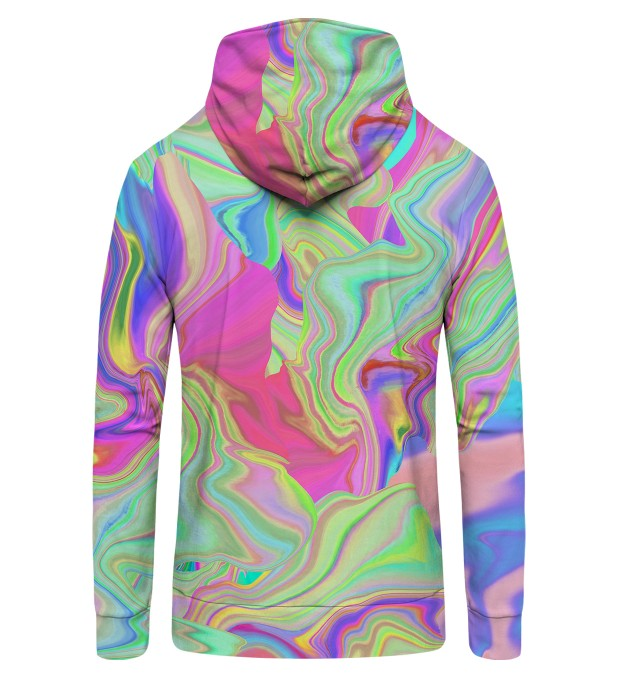 Randomly Blurred Zip Up Hoodie Thumbnail 2