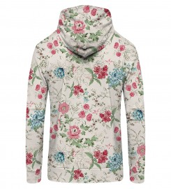 Mr. Gugu & Miss Go, Flowers Sketch Zip Up Hoodie Miniature $i