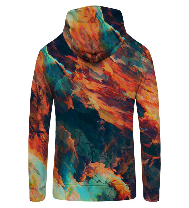 Sky is burning Zip Up Hoodie Miniatura 2