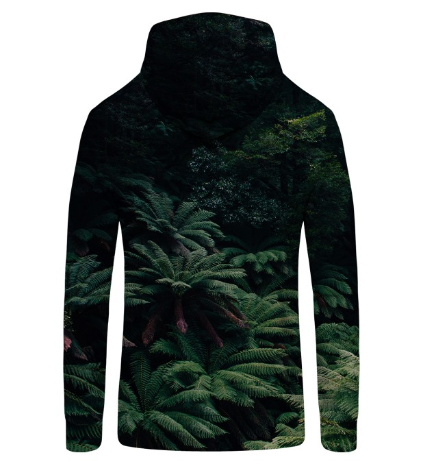 Jungle Zip Up Hoodie Miniature 2