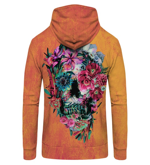 Flowerity Zip Up Hoodie Miniature 2