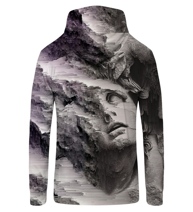 Burst of Art Zip Up Hoodie Miniature 2