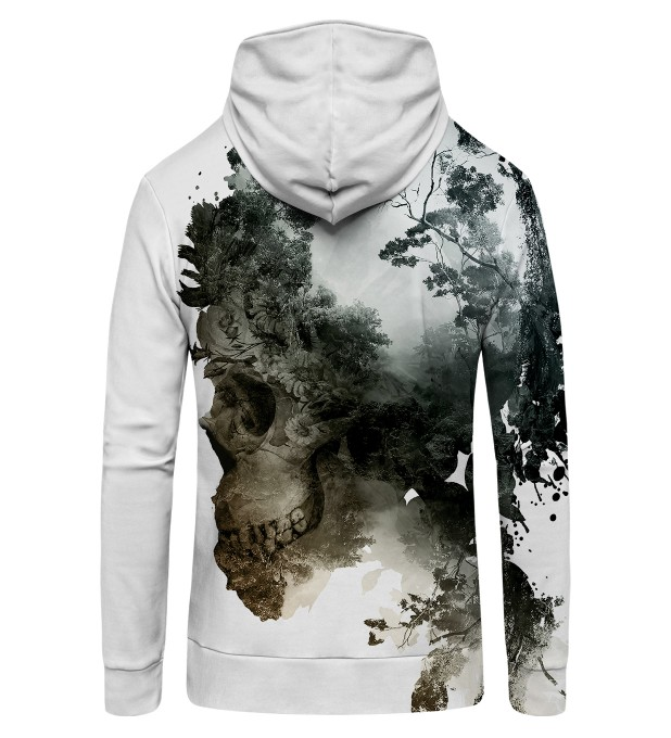 Dead Nature Zip Up Hoodie Thumbnail 2