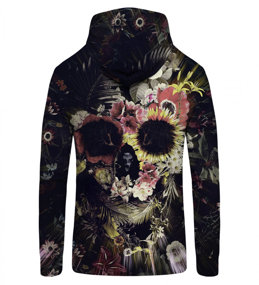 Mr. Gugu & Miss Go, Memento Mori Zip Up Hoodie Immagine $i