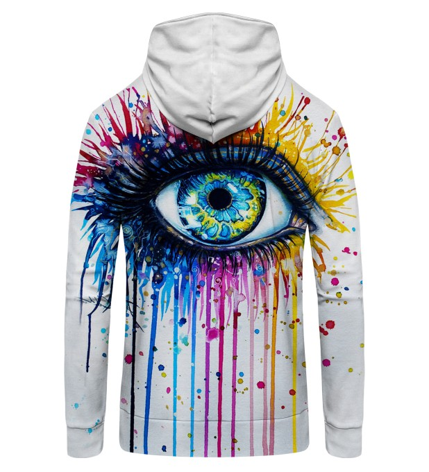 Fullprint Zip Up Hoodie Miniature 2