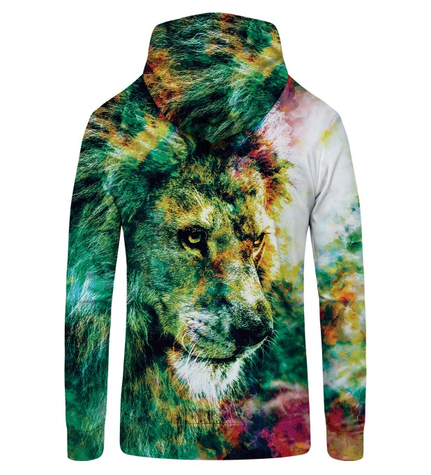 King of Colors Zip Up Hoodie Thumbnail 2