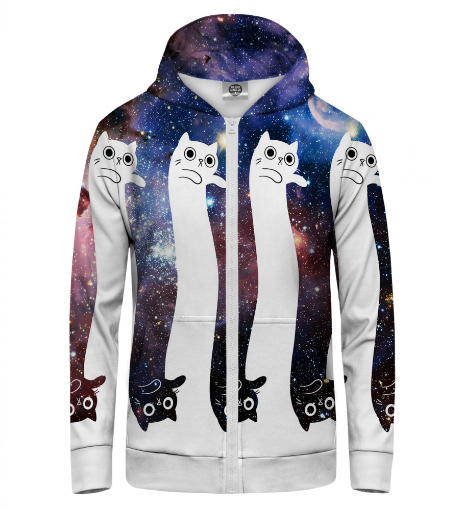 Mr. Gugu & Miss Go, To the infinity... and beyond! Zip Up Hoodie Image $i