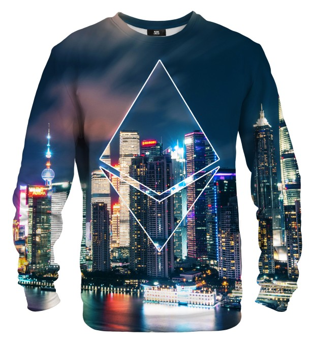 Ethereum sweater Miniature 1