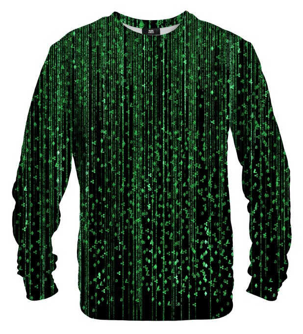 Cryptocurrencies sweatshirt Miniaturbild 1