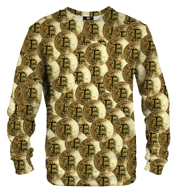Bitcoin sweater Miniatura 1