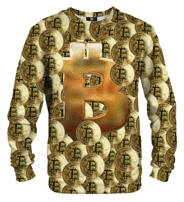 Cyber Coin sweater Miniature 1