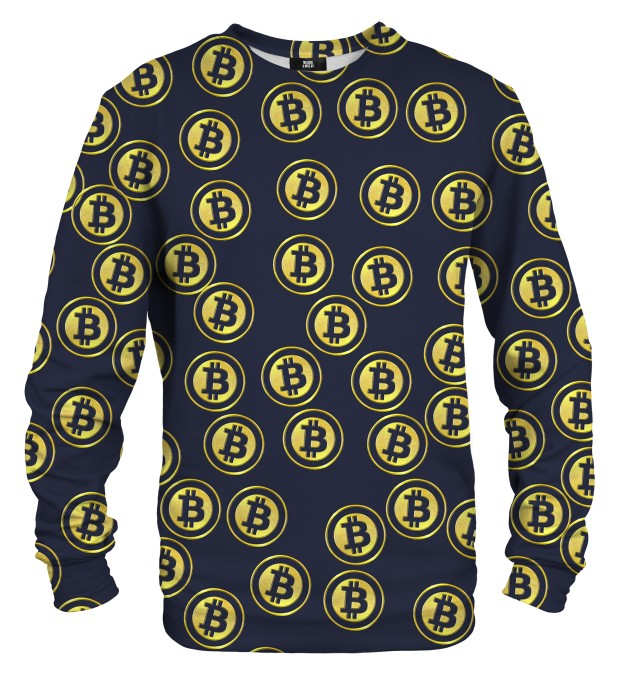 BTC sweater Miniatura 1