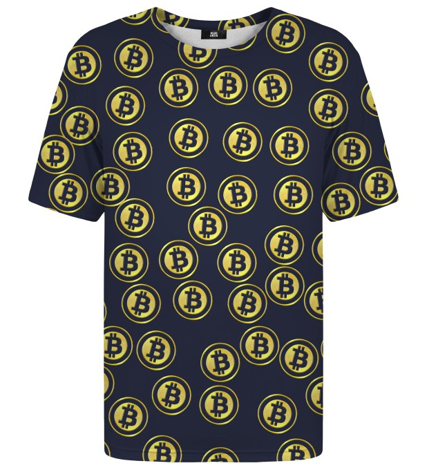 BTC t-shirt Miniature 1
