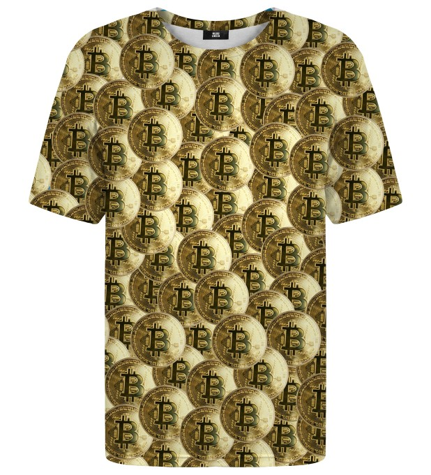 Bitcoin t-shirt Miniature 1