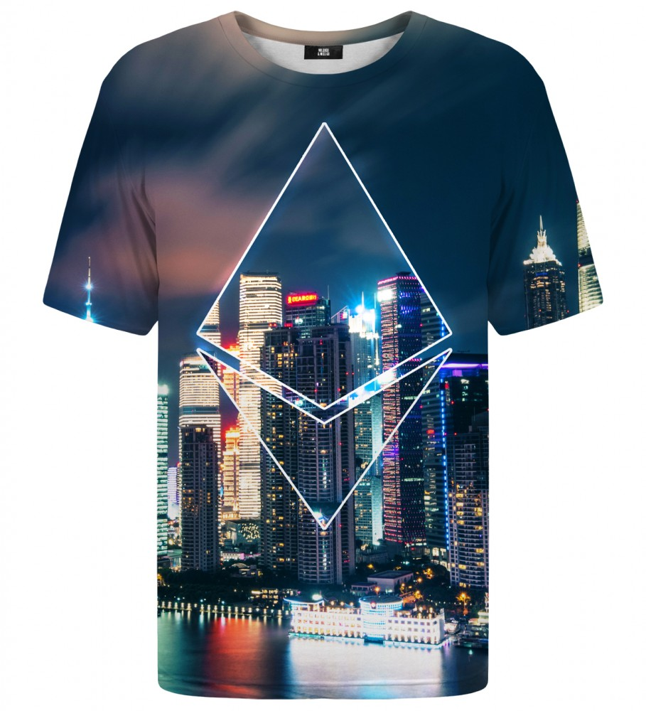 Mr. Gugu & Miss Go, Ethereum t-shirt Image $i