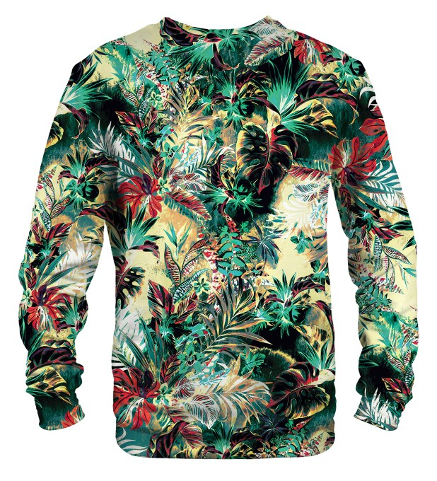 Tropical Jungle sweater Thumbnail 2
