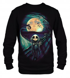 Mr. Gugu & Miss Go, Skellington sweater Thumbnail $i