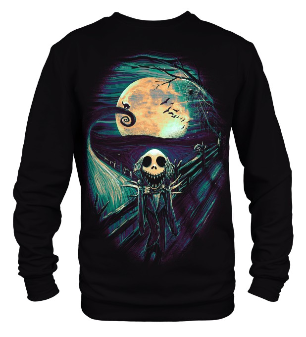 Skellington sweater Miniature 2