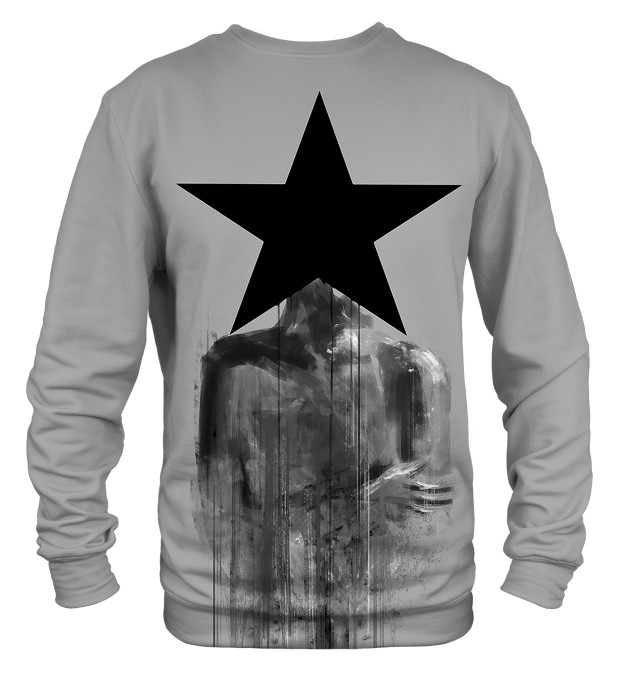 Black Star sweater Miniatura 2