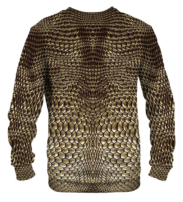 Golden armor sweater Thumbnail 2