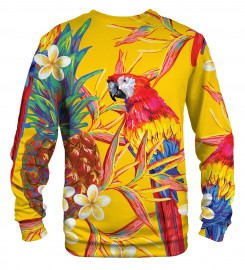 Mr. Gugu & Miss Go, Paradise parrots sweater Thumbnail $i