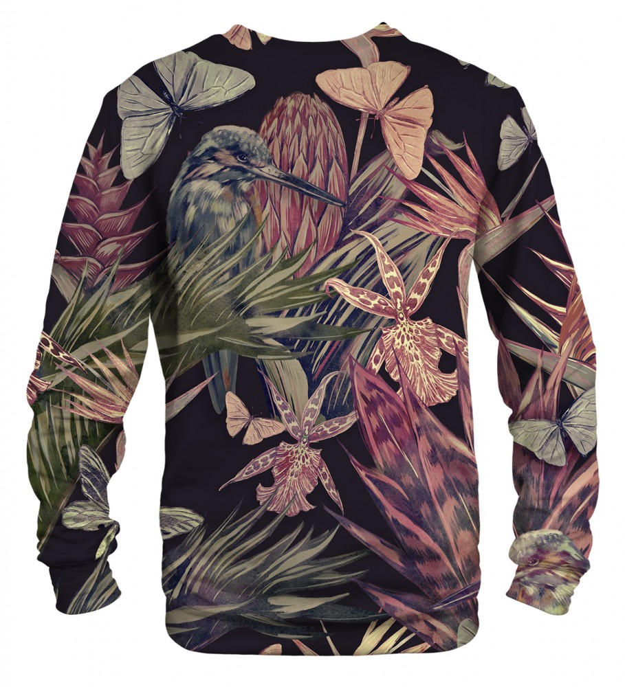 Mr. Gugu & Miss Go, Jungle Bird sweater Фотография $i
