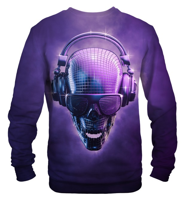 Disco Skull sweater Miniatura 2