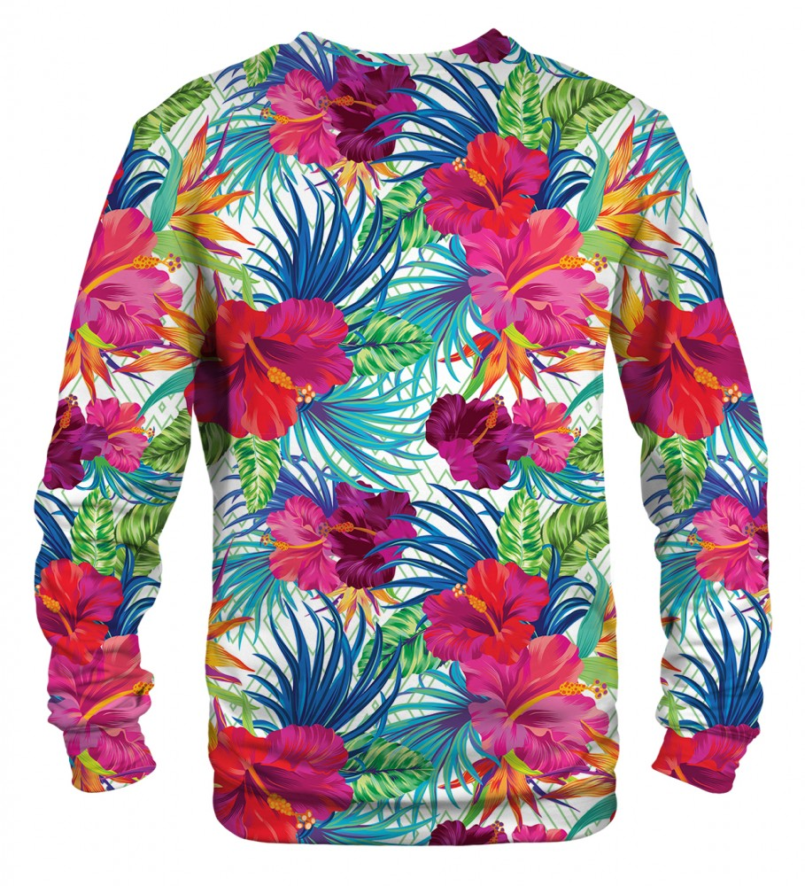 Mr. Gugu & Miss Go, Jungle Flowers sweater Image $i