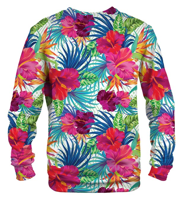Jungle Flowers sweatshirt Miniaturbild 2