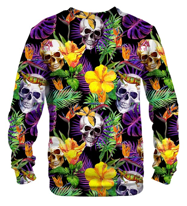 Skulls in Flowers sweater Miniatura 2