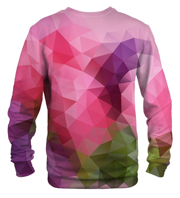 Violet geometric sweater Thumbnail 2