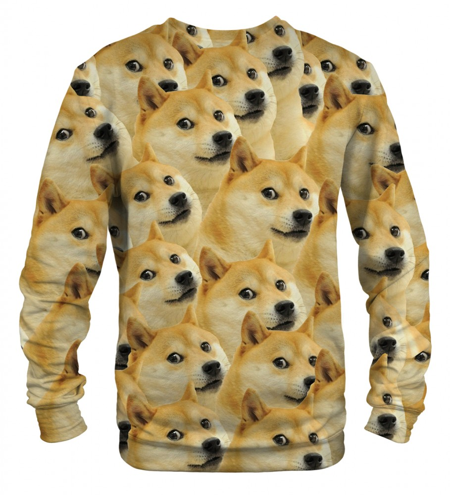 Mr. Gugu & Miss Go, Doge sweater Image $i