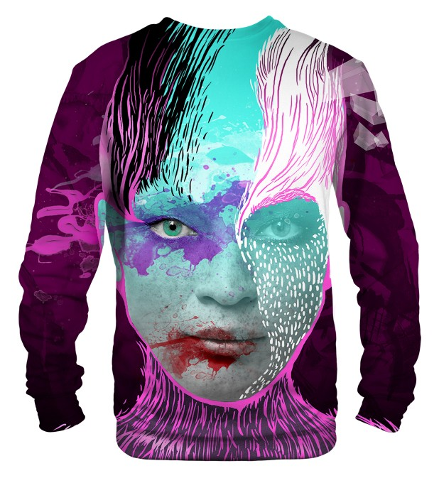 Body Art sweatshirt Miniaturbild 2