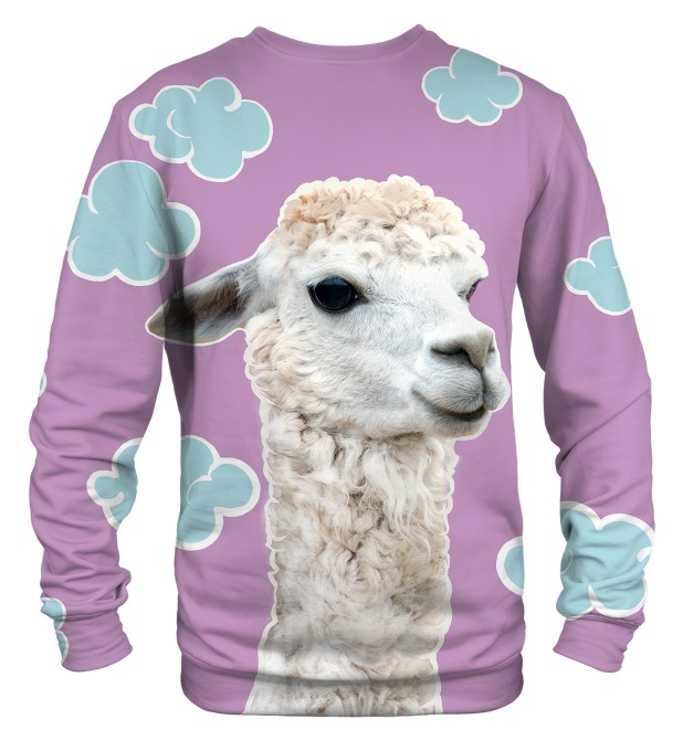 Lama sweater Miniatura 2