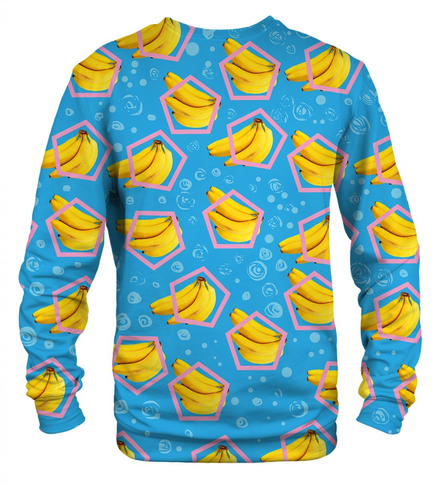 Mr. Gugu & Miss Go, Blue Bananas sweater Image $i
