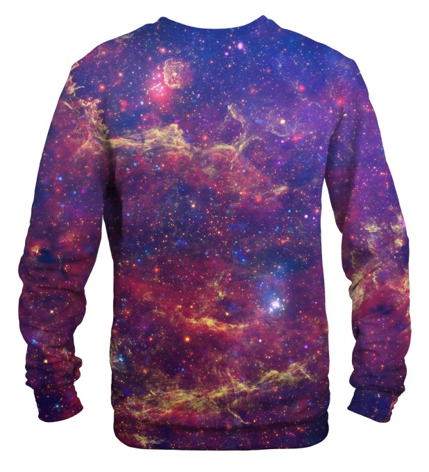 Purple Nebula sweater Thumbnail 2