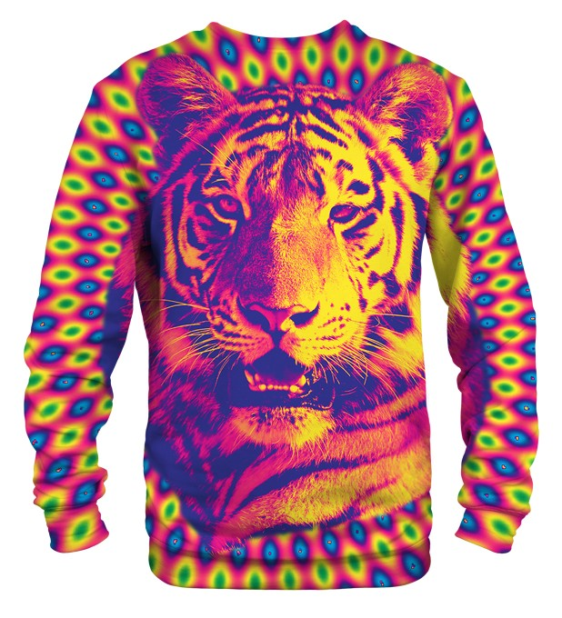Crazy Tiger sweater Thumbnail 2
