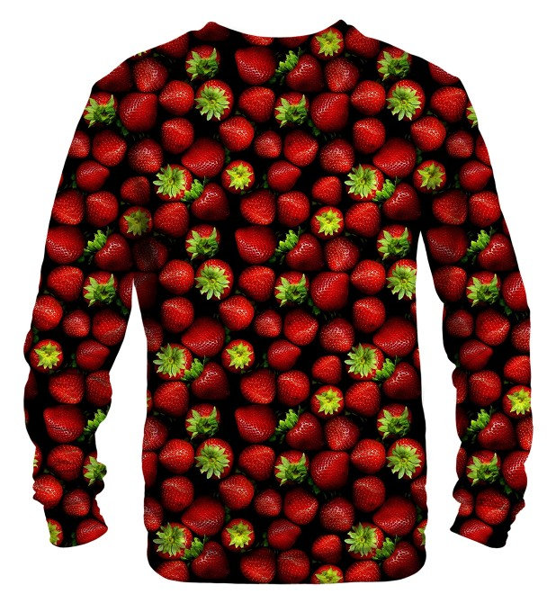 Strawberries sweatshirt Miniaturbild 2
