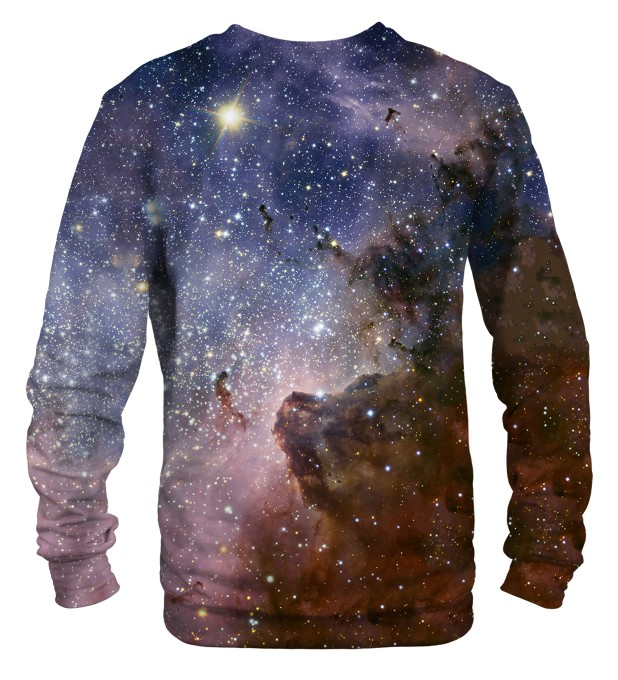 Violet Nebula sweater Miniature 2
