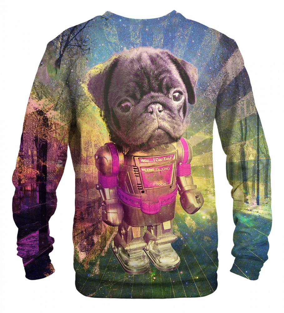 Mr. Gugu & Miss Go, Robodog sweater Image $i